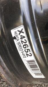 "4 RIMS HONDA 16"" BOLT 5X114.3mm"