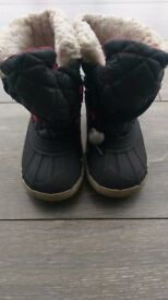 Size 22/23 girls winter boots