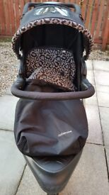 Mothercare Baby Xtreme Pushchair