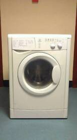 indesit washing machine excellent working order silk and wool settings 1300 rpm £85ono