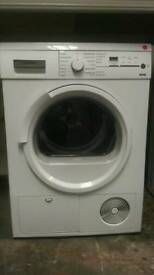 SIEMENS 8KG CONDENSER DRYER *FREE LOCAL DELIVERY 3 MONTHS GUARANTEE*