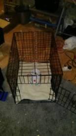 Dog cage cat bag