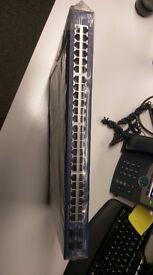 NETGEAR ProSafe GS748TS 48 Port Gigabit Stackable Smart Switch **NEW**