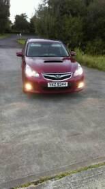 2010 Subaru Legacy 2.0D