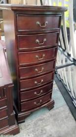 Solid hardwood slimline drawers