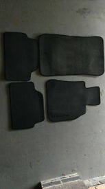 Brand New BMW Premium Interior Car Matt 4 Pack- Universal for all Cars***BARGAIN***