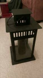 Candle and Holder Lantern