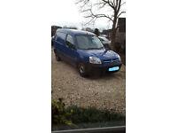 Citreon Berlingo 1.4 Van (petrol) - good little runner