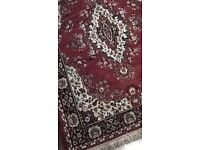 Lovely rug for use around the home