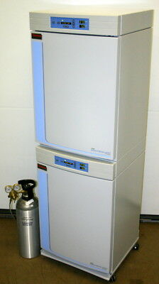 Thermo Forma Series Ii Water-jacketed Co2 Double Stack Incubator Model 3110