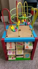 Kids PlayStation box