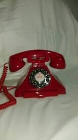 Modern but old style phone