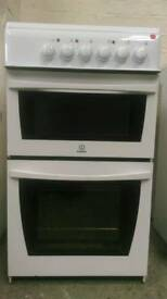 INDESIT 50CM ELECTRIC COOKER **FREE LOCAL DELIVERY 3 MONTHS GUARANTEE**