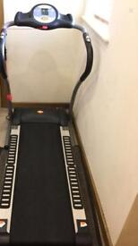 SOLD!! Foldable treadmill