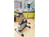 York Anniversary C202 Magnetic Exercise Bike, mains adapter and User Manual