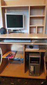 Computer Desk GOOD CONDITION URGENT