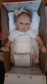 2 Ashton drake life like dolls £110 for both