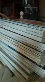 Could, Elle and Grazia fashion magazines