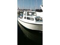Motorhome / Campervan Wanted in Exchange for Fishing / Pleasure Boat
