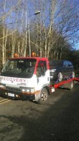 Mitsubishi Canter Recovery Truck