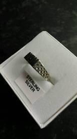 Silver Nan ring