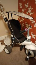 Unisex Young Childrens Trike