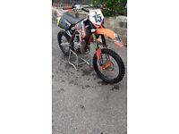 KTM85 MOTOCROSS BIKE