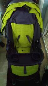 Graco fast action fold sport travel system