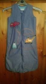 First Wish baby sleeping bag sack 18-36 months