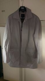 Men's M&S LARGE JACKET as new.