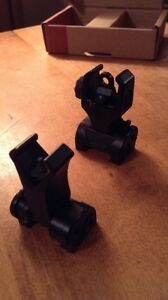 G&G Adjustable Rear and Front sight