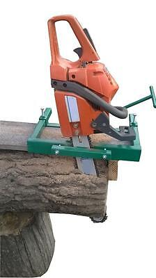 """Portable Chainsaw mill 42"""" Inch Planking Milling Bar Size 18"""" to 42"""""""