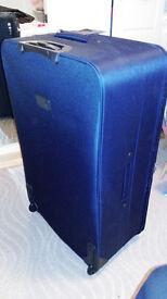 Suitcase -Luggage Brand New Blue