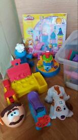 Playdooh toys set