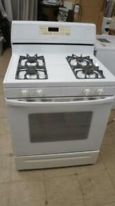 WORKING WHIRLPOOL GOLD SERIES SELF CLEANING GAS STOVE 30 INCH