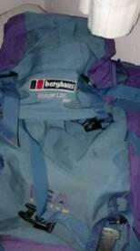 Berghaus rucksack/ backpack, 55ltr
