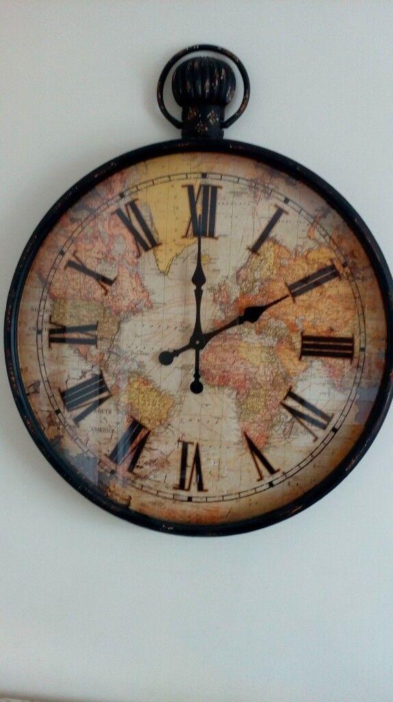 Extra Large Wall Clock In Hertford Hertfordshire Gumtree