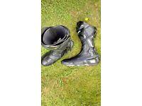 Brand new spada race boots
