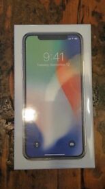 iPhone X 256GB - Space Grey - Brand new/Sealed - locked to EE