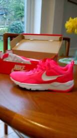 Nike trainers ladies size 4