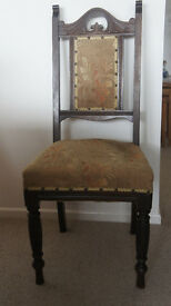 Dining chairs for restoration