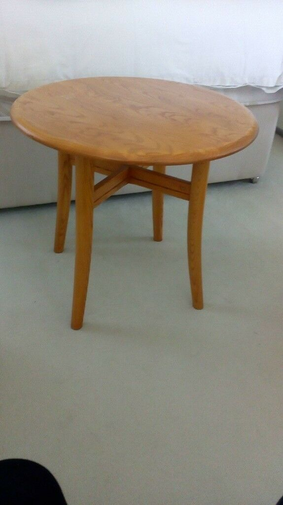 Ercol lamp table in dibden purlieu hampshire gumtree ercol lamp table aloadofball Images