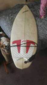 6ft surf board
