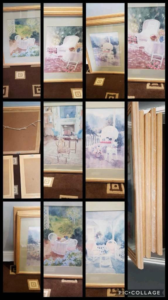 Pictures In Frames 10 Wood Framed Mirrors Large Handsworth West Midlands Gumtree