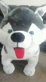 Giant dog toy