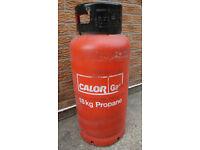 18KG FLT Calor Gas Bottle, F.L.T Gas Bottle, Fork Lift Truck Gas Bottle, Propane Gas Bottle.