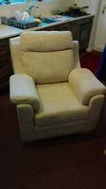 Brand new armchair