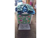 BABY BUNDLE CLOTHS 3-6 months