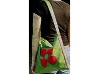 Free green bag for you