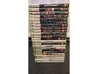 Xbox 360, 23 game bundle, inc GTA5, Diablo, L4D, £40 ono